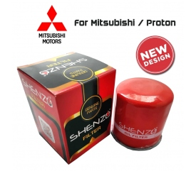 (for Mitsubishi / Proton) Shenzo high flow oil filter