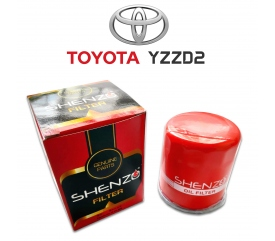 (for Toyota YZZD2) Shenzo High Flow oil filter