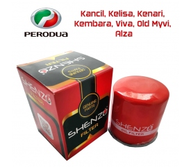 (for Perodua Models) Shenzo High Flow Oil Filter