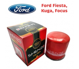 Ford Fiesta, Kuga, Focus Oil Filter - Shenzo High Flow Oil Filter