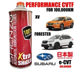 (For Subaru XV / WRX Lineartronic) - SHENZO XTRA SHIELD HIGH PERFORMANCE CVT FLUID