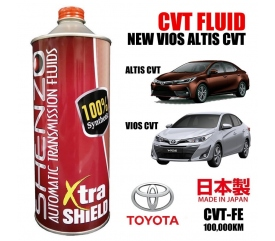 (Toyota Altis CVT-FE) - SHENZO XTRA SHIELD HIGH PERFORMANCE CVT FLUID