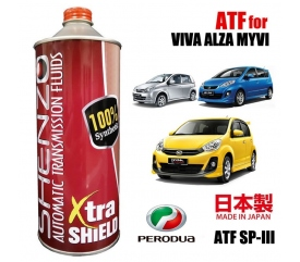 (Perodua & Daihatsu) - Shenzo High Performance ATF Oil