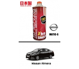 (Nissan Almera Matic-S) - SHENZO XTRA SHIELD HIGH PERFORMANCE ATF