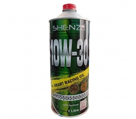 Shenzo Racing Oil 10w30 (1L) 100% Synthetic Japan Engine Oil