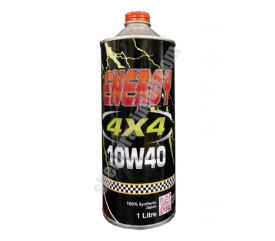 Shenzo Racing Oil 4x4 ENERGY 10w40 100% Synthetic Japan Engine Oil